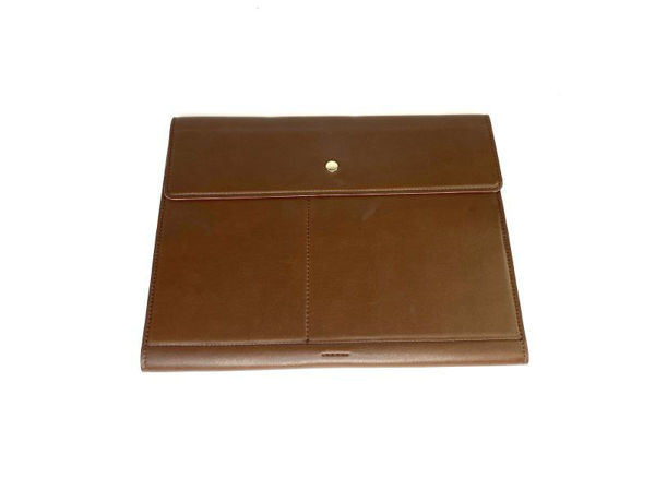 Picture of Microfiber Leather Business Folder