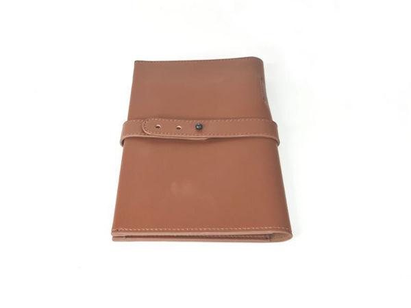 Picture of Microfiber Leather Folder Travel Organiser