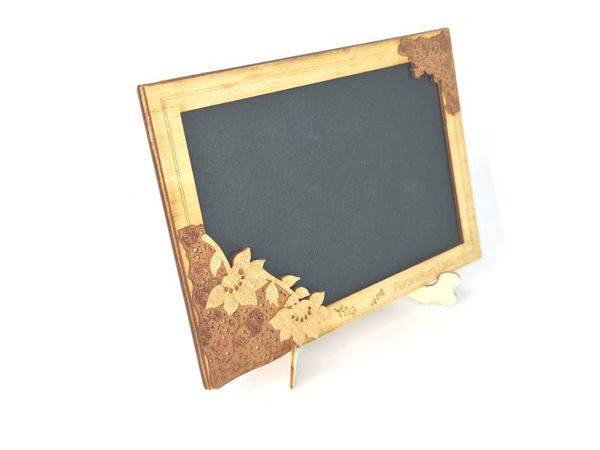 Picture of Reclaimed Wooden Photo Frame