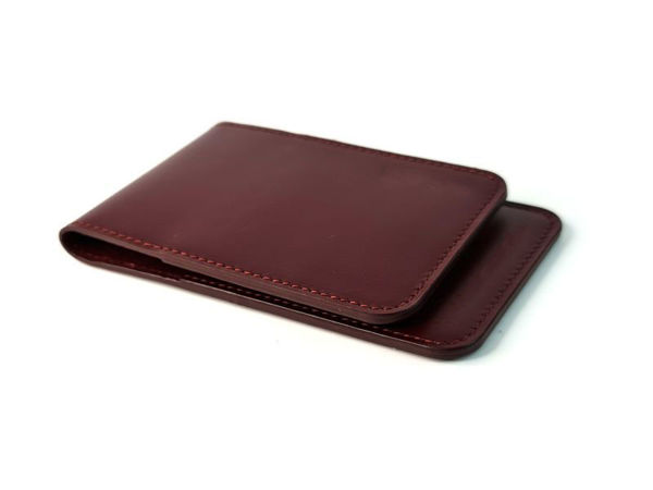 Picture of Microfiber Leather Card Holder / Wallet