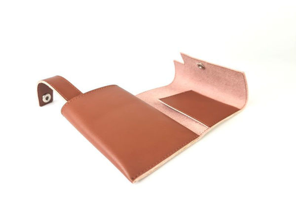 Picture of Microfiber Leather Card Holder