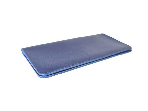 Picture of Microfiber Leather Magnetic Wallet