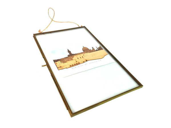 Picture of Clear Picture Frame