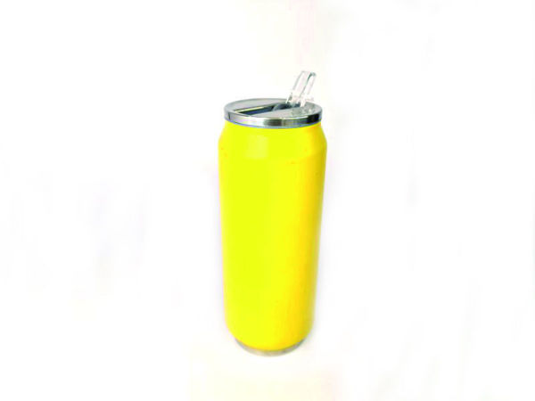 Picture of Stainless Steel Vacuum Cup with Sipper