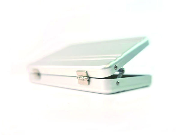 Picture of Briefcase Card Holder