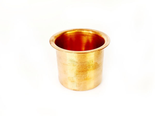 Picture of Hammered Copper Tumbler