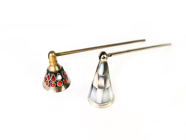 Picture of Mother-of-Pearl Candle Snuffer