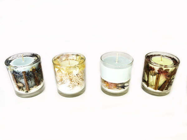 Picture of Decorative Soy Candles