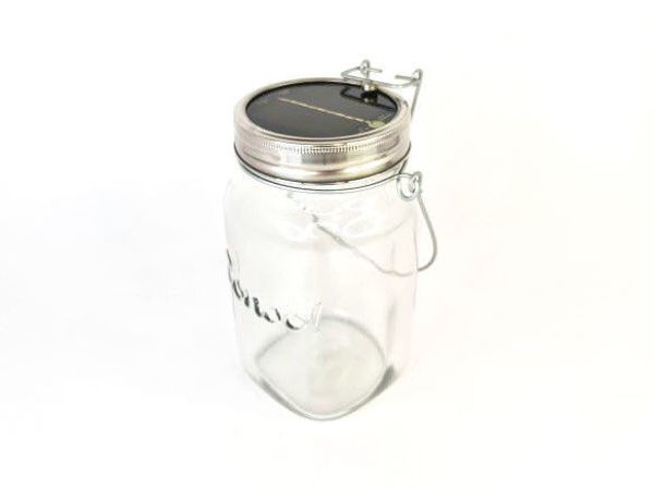 Picture of Solar Powered Mason Jar