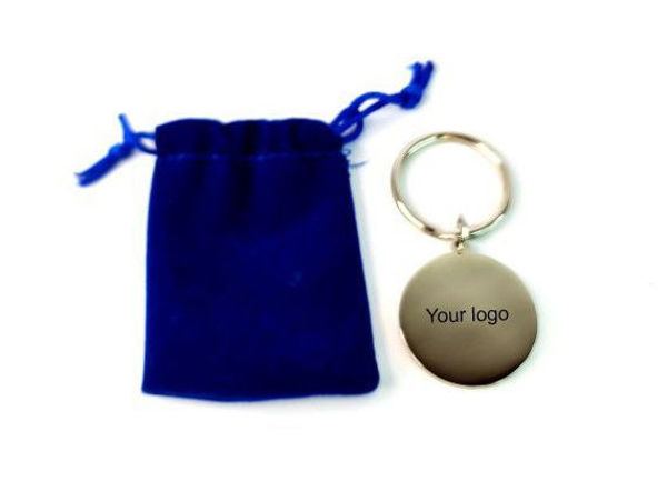 Picture of Fully Customized Metal Key chain