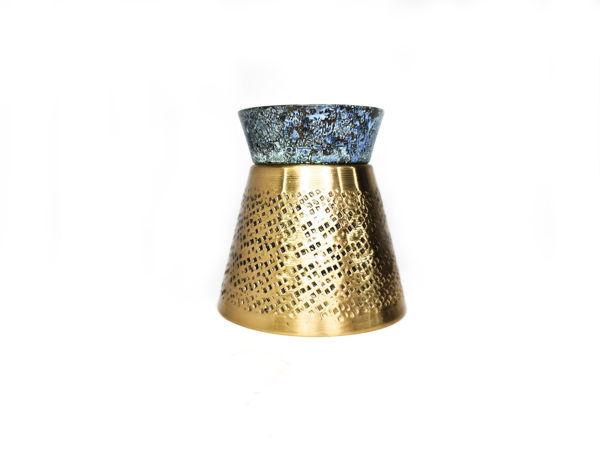Picture of Copper Tea Light Holder