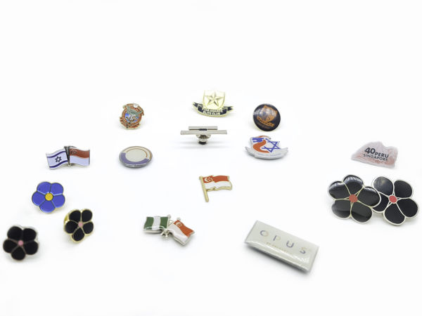 Picture of Fully Customized Lapel Pins