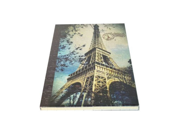 Picture of Jigsaw Puzzle Notebook