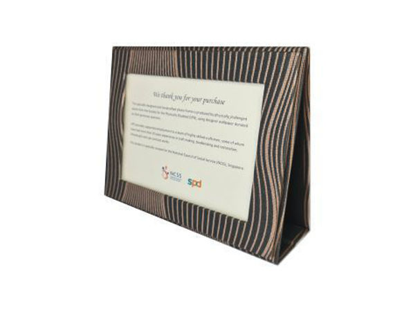 Picture of Heartgifts Handcrafted photo-frame