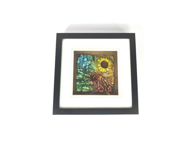Picture of Heartgifts Metal Tooling Art Frame