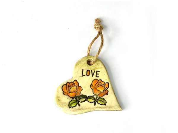 Picture of Heartgifts Ceramic Charms