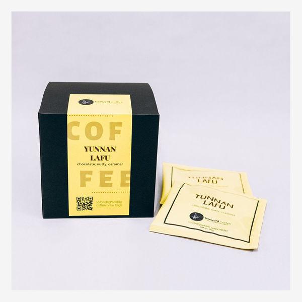Picture of Brew Bags Box of 16 - Yunnan La Fu