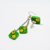 Picture of Ketupat Earrings and Stud