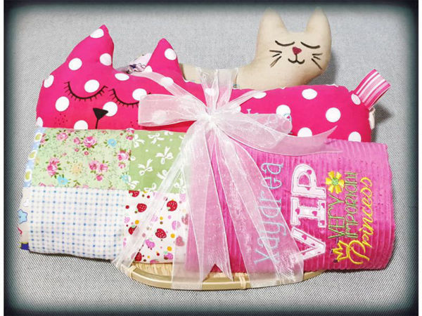 Picture of Baby Hamper... for Bundle of Joy...