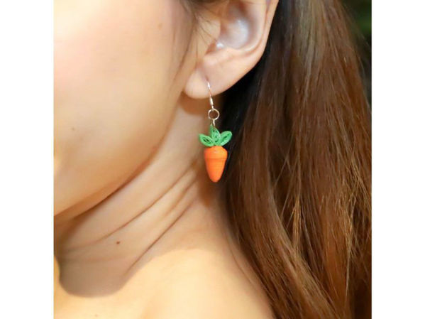 Picture of Ear Ring (Carrot)