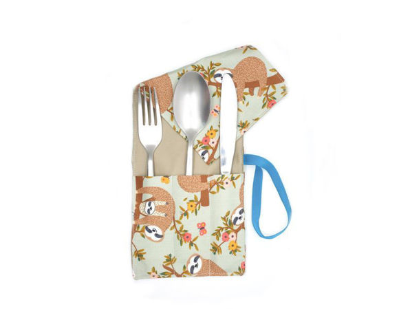 Picture of Reusable Cutlery Travel Case