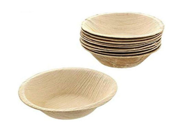 Picture of Areca Leaf Bowls (4.5 inch)