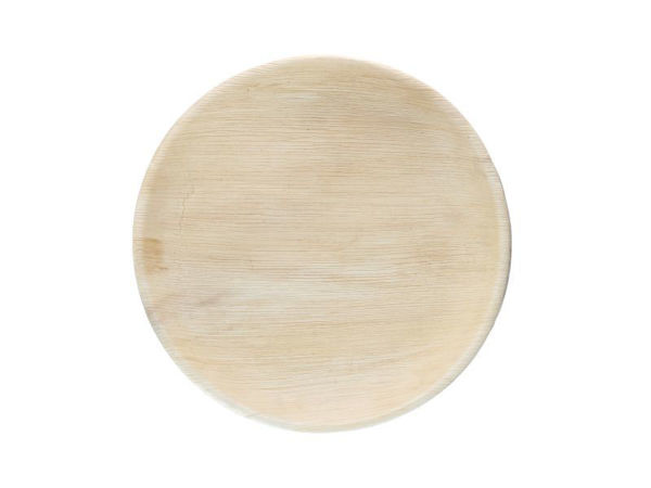 Picture of Areca Leaf Round Dinner Plates
