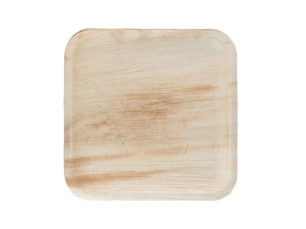 Picture of Areca Leaf Square Dinner Plates