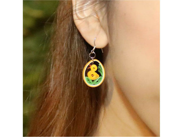 Picture of Ear Ring (Duck)