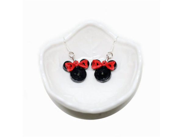 Picture of Mouse Earrings