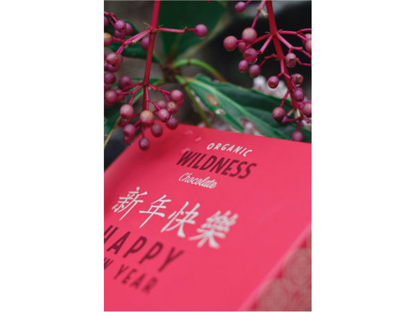 Picture of Chinese New Year Organic chocolate Gift Box