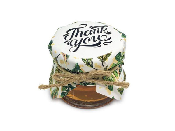 Picture of Tropical Vibe Honey Jar