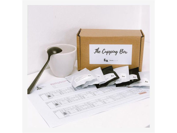 Picture of The Cupping Box - Self-Guided / Workshop