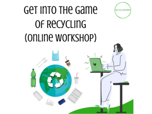 Picture of Get into the Game of Recycling (Online workshop)