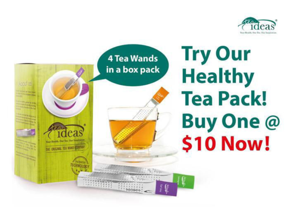 Picture of Assorted  Tea (box of 10 wands)