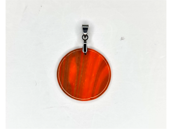 Picture of Handmade Pendant_keep curious