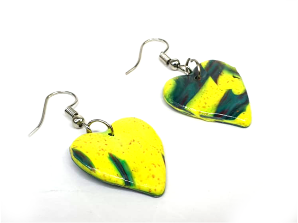 Picture of Handmade Earrings_brighten my day