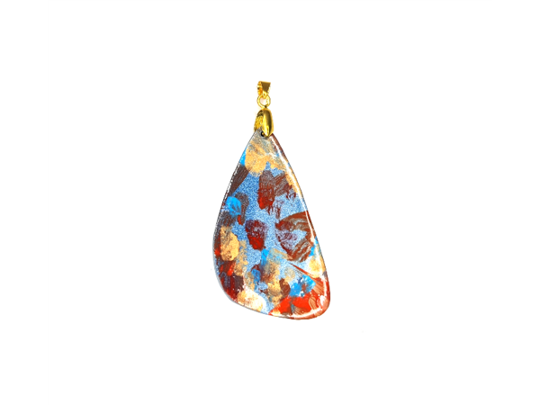 Picture of Handmade Pendant_summer garden