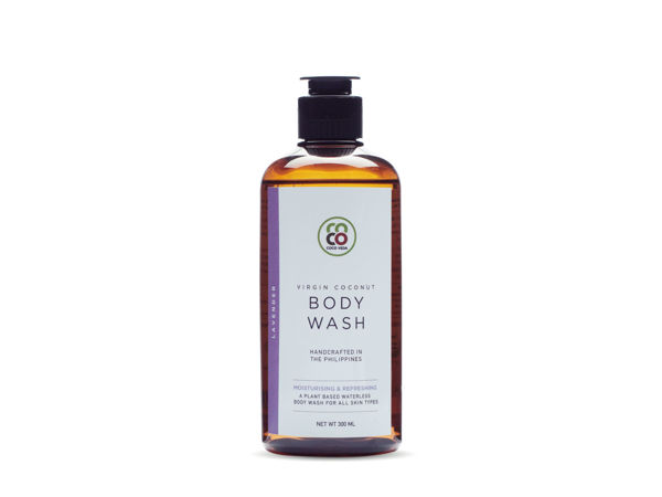 Picture of Virgin Coconut Body Wash –  LAVENDER