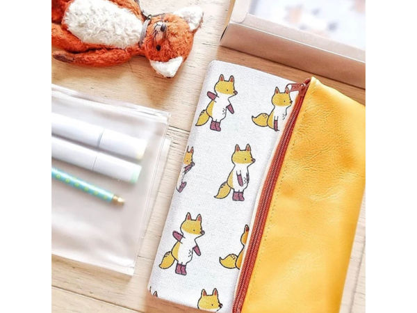 Picture of Jangandfox Fox Pursebook