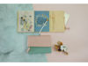 Picture of Pink Mint Leather Pursebook