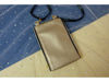 Picture of Polka Gold Dual Zip Sling Bag