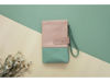 Picture of Pink Mint Leather Organiser
