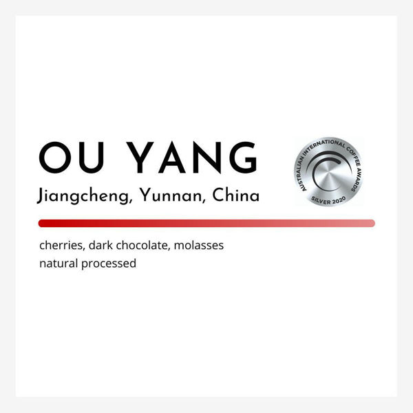 Picture of Freshly Roasted Single-Origin Coffee Beans - Yunnan Ou Yang