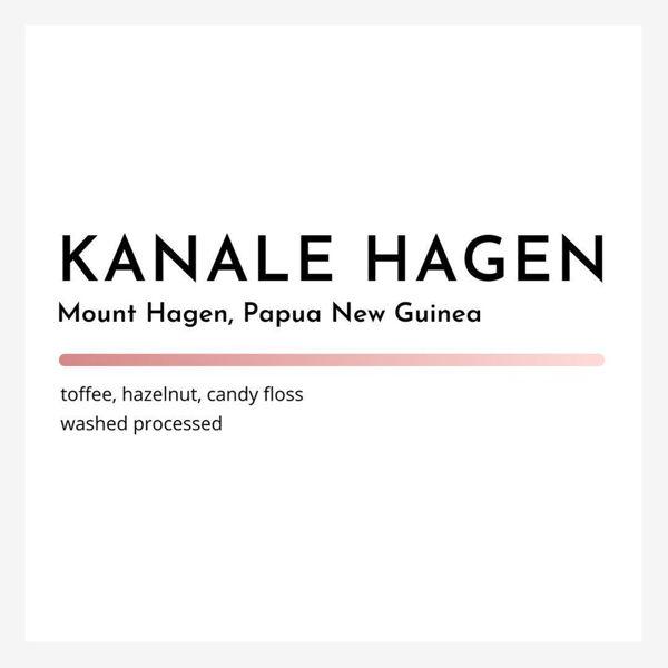 Picture of Freshly Roasted Single-Origin Coffee Beans - PNG Kanale Hagen
