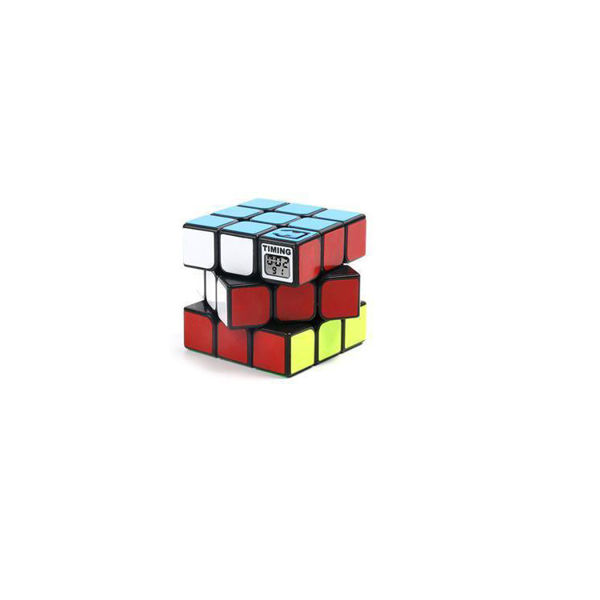Picture of Rubik's Cube with Timer