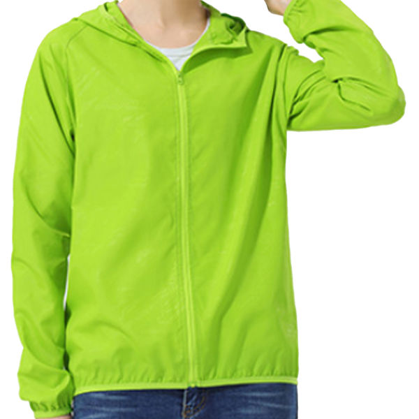 Picture of Windbreaker with Hood
