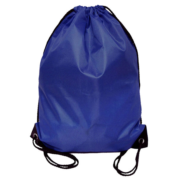 Picture of Polyester Drawstring Bag