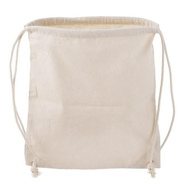 Picture of Canvas Drawstring Bag