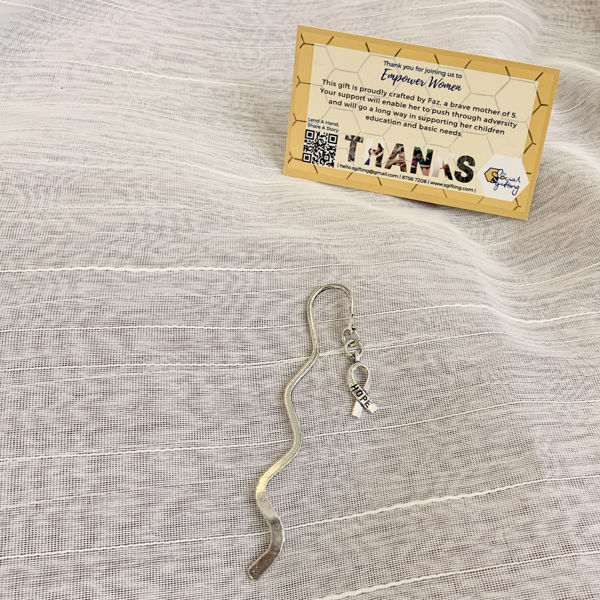 Picture of Motivational Bookmark
